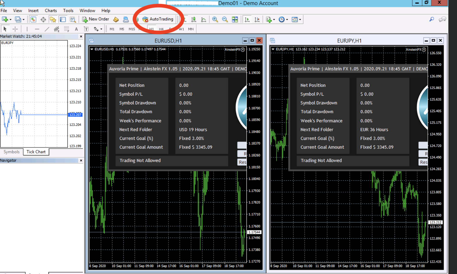 forex trading software mt4